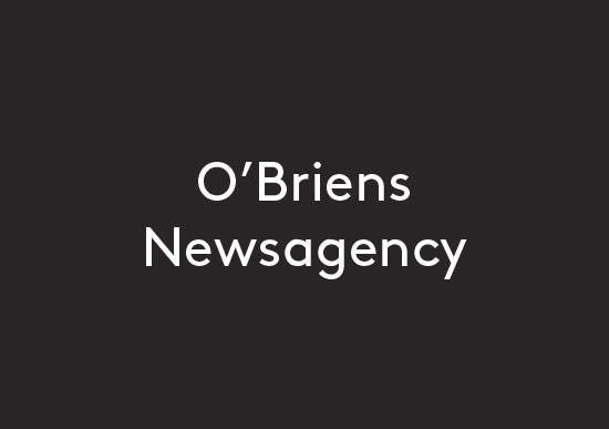 O'Briens Newsagency logo